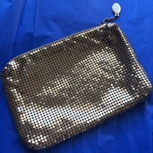 Whiting &Davis small pouch